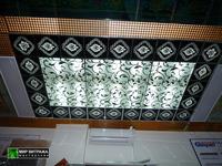 Пескоструйные витражные потолки. 97.