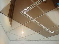 Пескоструйные витражные потолки. 79.