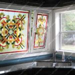 витражные окна картинки