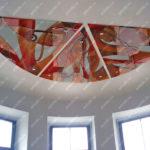 Kp_18 Потолок контурно-заливной