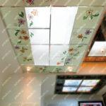Kp_32 Потолок контурно-заливной