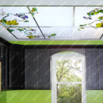 Kp_4_2 Потолок контурно-заливной