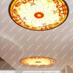 Kp_51_5 Потолок контурно-заливной