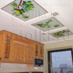Kp_52_1 Потолок контурно-заливной