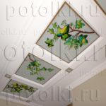 Kp_52_2 Потолок контурно-заливной