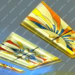 Kp_61_2 Потолок контурно-заливной