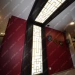 Php_118_1 Потолок витражный фотопечать