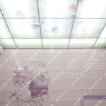 Php_123_4 Потолок витражный фотопечать
