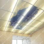 Php_124_1 Потолок витражный фотопечать