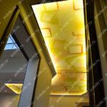 Php_127_2 Потолок витражный фотопечать