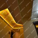 Php_127_4 Потолок витражный фотопечать