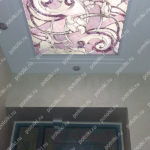 Php_136_2 Потолок витражный фотопечать