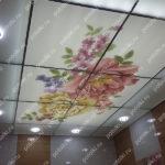 Php_146_2 Потолок витражный фотопечать