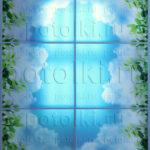 Php_34_2 Потолок витражный фотопечать