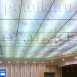 Php_49_1 Потолок витражный фотопечать