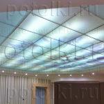 Php_49_4 Потолок витражный фотопечать