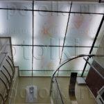 Php_5_1 Потолок витражный фотопечать