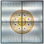 Php_60_1 Потолок витражный фотопечать