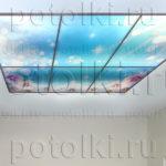 Php_61_1 Потолок витражный фотопечать