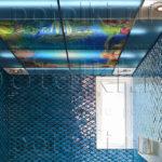 Php_62_2 Потолок витражный фотопечать