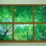 Pp_107_1 Потолок витражный фотопечать