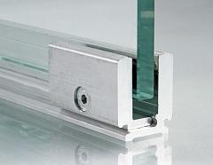 Расположение стекла в держателе