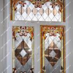Витражные окна дизайн