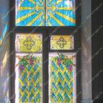 Витражные окна в квартире