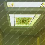 Kp_60_1 Потолок контурно-заливной