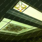 Kp_60_2 Потолок контурно-заливной