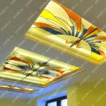 Kp_61_1 Потолок контурно-заливной