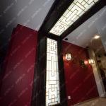 Php_118_2 Потолок витражный фотопечать