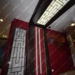 Php_118_3 Потолок витражный фотопечать