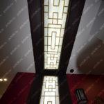 Php_118_5 Потолок витражный фотопечать