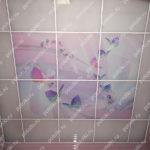 Php_123_3 Потолок витражный фотопечать