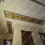 Php_125_5 Потолок витражный фотопечать