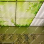 Php_132_1 Потолок витражный фотопечать