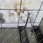 Php_133_2 Потолок витражный фотопечать