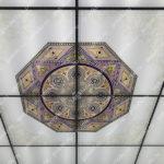 Php_141_2 Потолок витражный фотопечать
