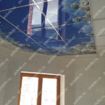 Php_144_3 Потолок витражный фотопечать