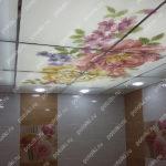 Php_146_1 Потолок витражный фотопечать
