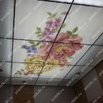 Php_146_3 Потолок витражный фотопечать