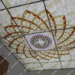 Php_148_1 Потолок витражный фотопечать