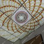 Php_148_2 Потолок витражный фотопечать
