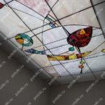 Php_150_4 Потолок витражный фотопечать