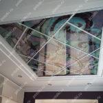 Php_151_2 Потолок витражный фотопечать