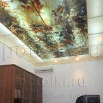 Php_41_1 Потолок витражный фотопечать