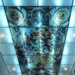 Php_41_2 Потолок витражный фотопечать