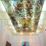 Php_41_3 Потолок витражный фотопечать