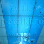 Php_44_3 Потолок витражный фотопечать